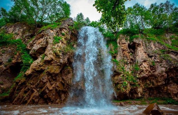 Медовые водопады, Кавминводы, Россия. Медовые водопады, Кавминводы 1