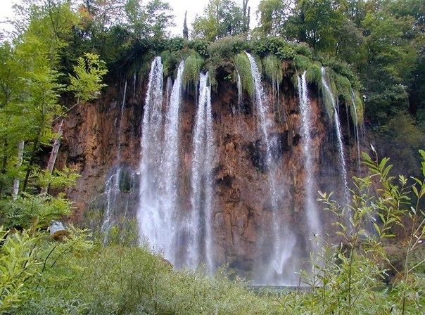 Медовые водопады, Кавминводы, Россия. Медовые водопады, Кавминводы 2