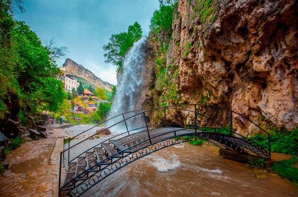 Медовые водопады, Кавминводы, Россия. Медовые водопады, Кавминводы 3