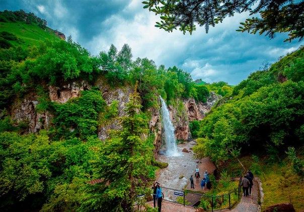 Медовые водопады, Кавминводы, Россия. Медовые водопады, Кавминводы 6