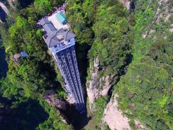 Самые невероятные лифты из разных уголков мира. Самые невероятные лифты из 7