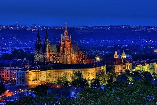 Старая Прага: Топ-10 мест