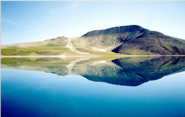 Озеро Эльгыгытгын – уникальное место на Земле. Озеро Эльгыгытгын – уникальное 1