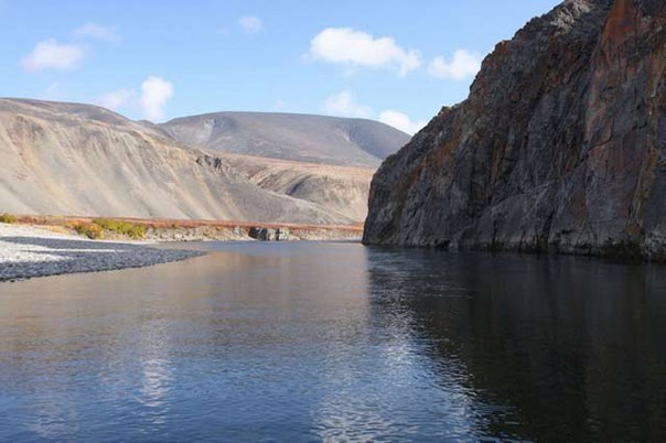 Озеро Эльгыгытгын – уникальное место на Земле. Озеро Эльгыгытгын – уникальное 2