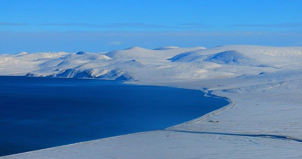 Озеро Эльгыгытгын – уникальное место на Земле. Озеро Эльгыгытгын – уникальное 4