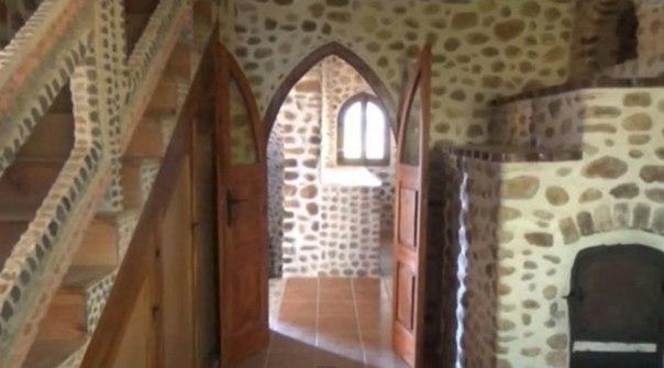 Испанец самостоятельно построил замок за 20 лет. Испанец самостоятельно 5