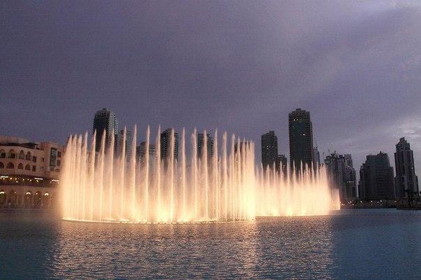 Фонтан Дубай – самый большой фонтан в мире. Фонтан Дубай – самый большой 5