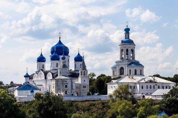 Боголюбский монастырь - святая земля Владимирской Руси