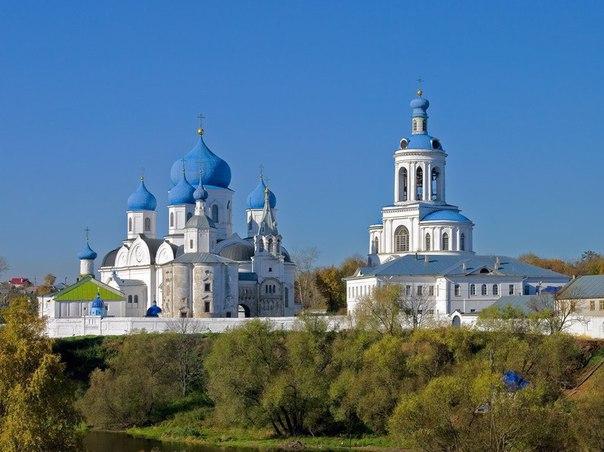 Боголюбский монастырь - святая земля Владимирской Руси. Боголюбский монастырь - святая 1