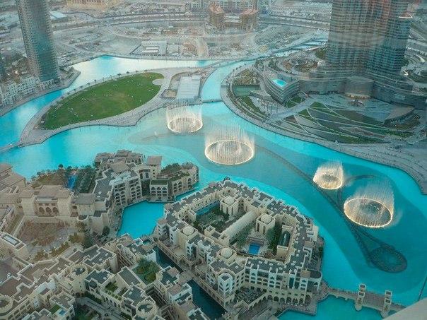 Фонтан Дубай – самый большой фонтан в мире. Фонтан Дубай – самый большой 7