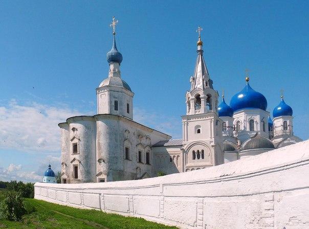 Боголюбский монастырь - святая земля Владимирской Руси. Боголюбский монастырь - святая 2