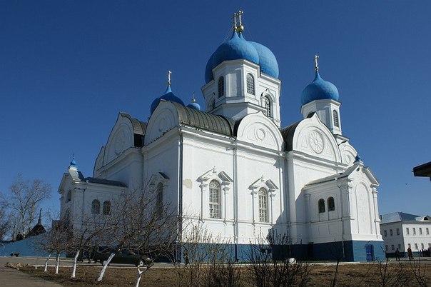 Боголюбский монастырь - святая земля Владимирской Руси. Боголюбский монастырь - святая 3