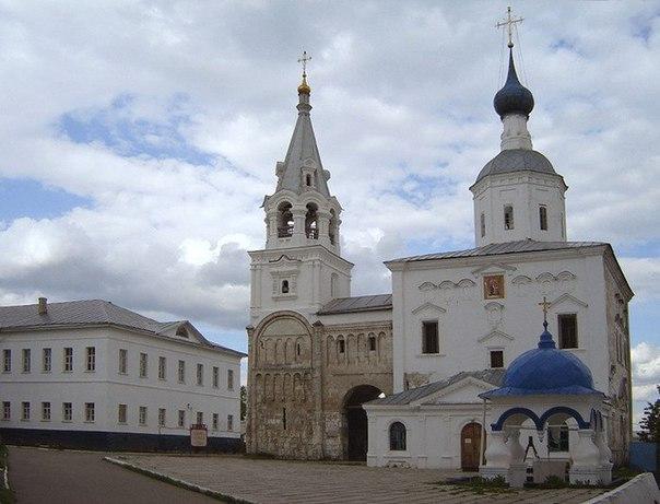 Боголюбский монастырь - святая земля Владимирской Руси. Боголюбский монастырь - святая 4