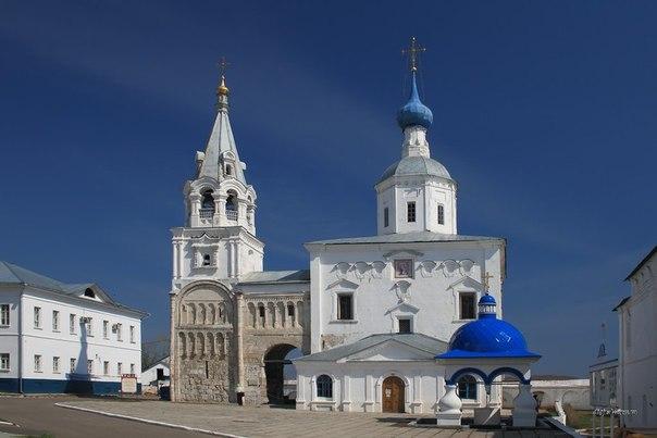 Боголюбский монастырь - святая земля Владимирской Руси. Боголюбский монастырь - святая 5