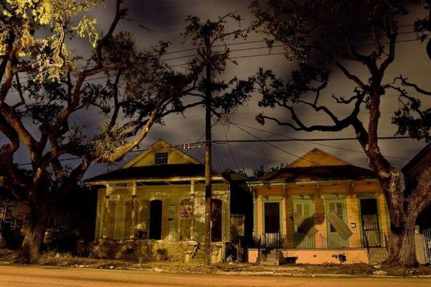 Мистический Новый Орлеан в фотографиях. Мистический Новый Орлеан в 2