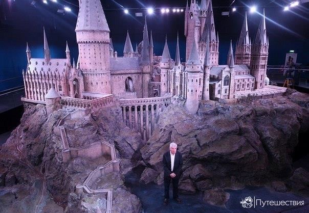 Путешествие по киномиру Гарри Поттера. Путешествие по киномиру Гарри 2