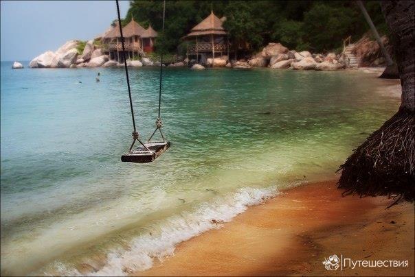 Остров Ко Тао (остров черепах), Тайланд. Остров Ко Тао (остров черепах) 2