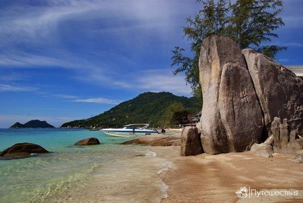 Остров Ко Тао (остров черепах), Тайланд. Остров Ко Тао (остров черепах) 3