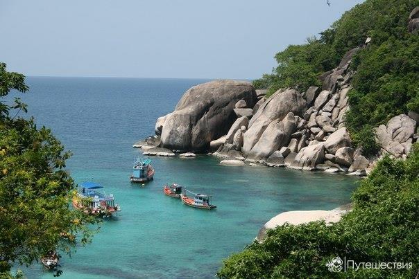 Остров Ко Тао (остров черепах), Тайланд. Остров Ко Тао (остров черепах) 5