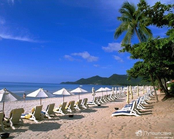 Остров Ко Тао (остров черепах), Тайланд. Остров Ко Тао (остров черепах) 6