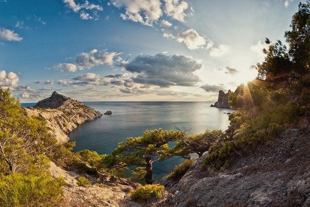 Самое удивительное, необыкновенное и загадочное место в Крыму. Самое удивительное 1