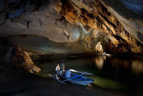 Подземная река Пуэрто-Принсеса (Филиппины). Подземная река Пуэрто-Принсеса 2