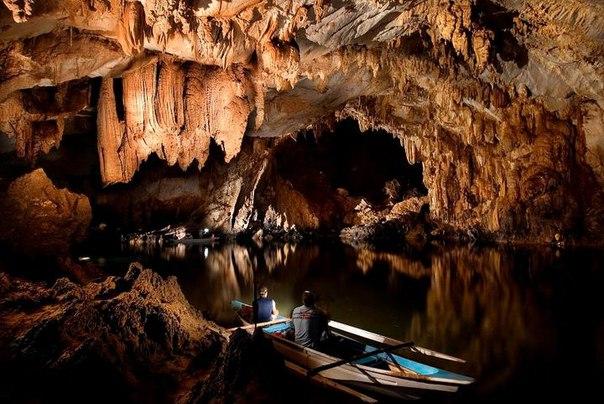 Подземная река Пуэрто-Принсеса (Филиппины). Подземная река Пуэрто-Принсеса 3
