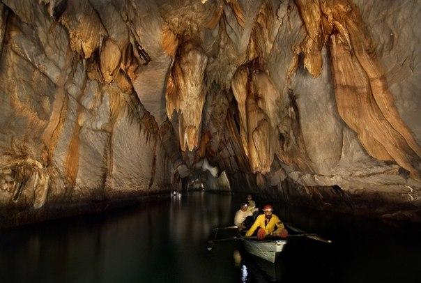 Подземная река Пуэрто-Принсеса (Филиппины). Подземная река Пуэрто-Принсеса 4