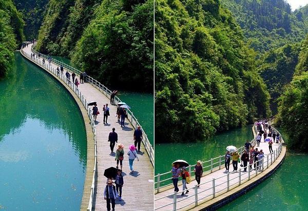 Aллея над водoй в Kитаe. 16501.jpeg