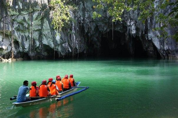 Подземная река Пуэрто-Принсеса (Филиппины). Подземная река Пуэрто-Принсеса 5