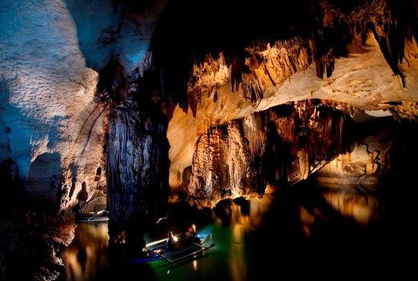 Подземная река Пуэрто-Принсеса (Филиппины). Подземная река Пуэрто-Принсеса 8