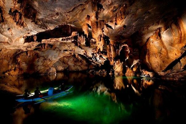 Подземная река Пуэрто-Принсеса (Филиппины). Подземная река Пуэрто-Принсеса 9