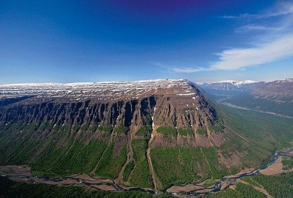 Плато Путорана – заповедная красота Сибири. Плато Путорана – заповедная 2
