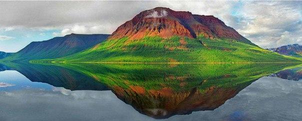 Плато Путорана – заповедная красота Сибири. Плато Путорана – заповедная 5