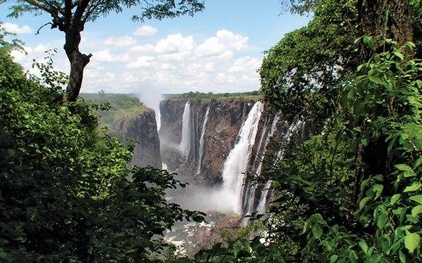 10 красивейших национальных парков мира. 10 красивейших национальных 8