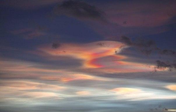 Перламутровые облака. Перламутровые облака 1