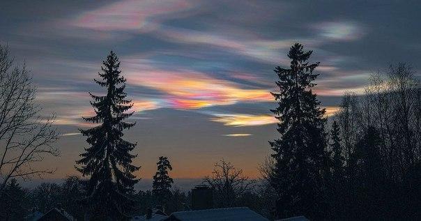 Перламутровые облака. Перламутровые облака 2