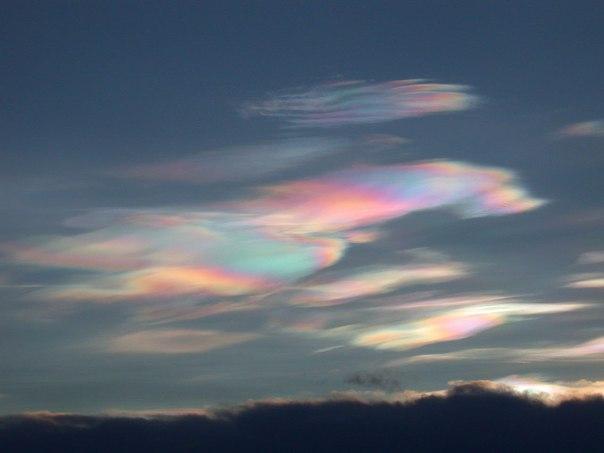 Перламутровые облака. Перламутровые облака 4