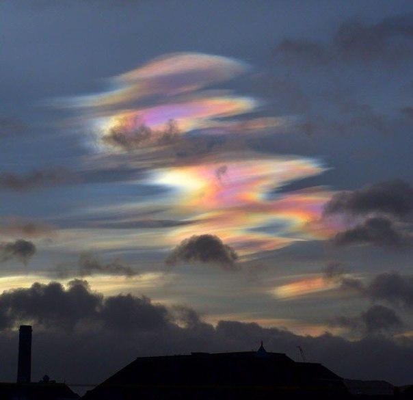 Перламутровые облака. Перламутровые облака 5