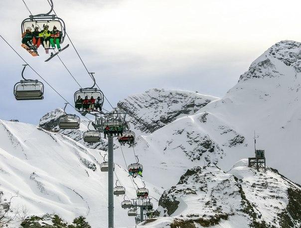 Готовимся к горнолыжному сезону в Сочи