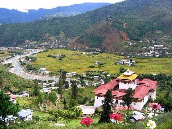 Бутан - счастливое государство
