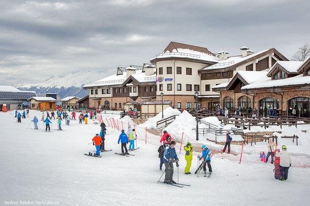 Готовимся к горнолыжному сезону в Сочи. Готовимся к горнолыжному 3