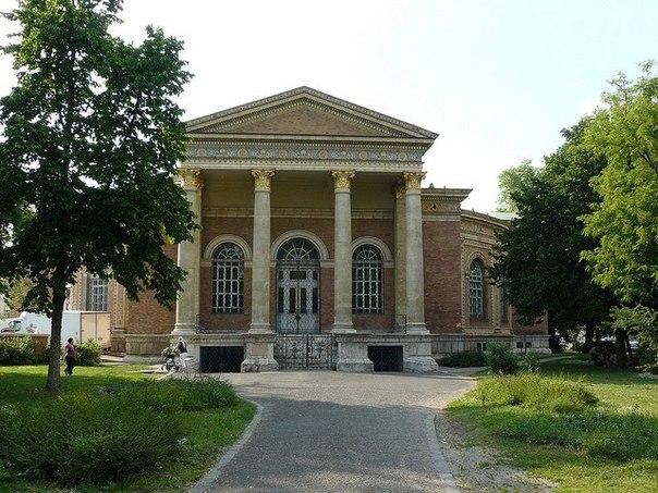 Парк Варошлигет в Будапеште — от купален до зоопарка. Парк Варошлигет в Будапеште — 1