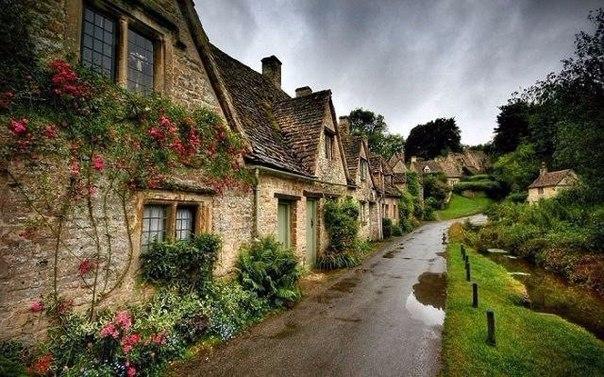 Восемь самых красивых деревень Европы