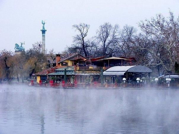 Парк Варошлигет в Будапеште — от купален до зоопарка. Парк Варошлигет в Будапеште — 6