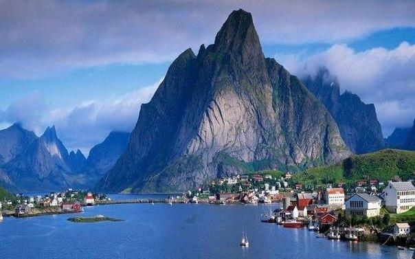 Восемь самых красивых деревень Европы. Восемь самых красивых деревень 3
