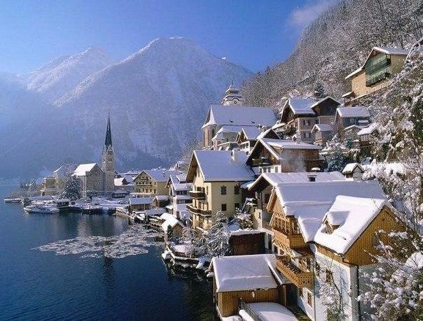 Восемь самых красивых деревень Европы. Восемь самых красивых деревень 5