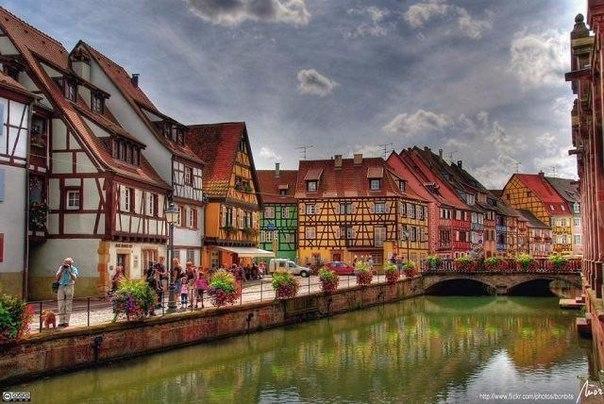 Восемь самых красивых деревень Европы. Восемь самых красивых деревень 6