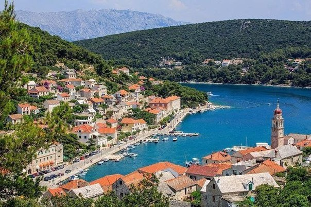 Восемь самых красивых деревень Европы. Восемь самых красивых деревень 7