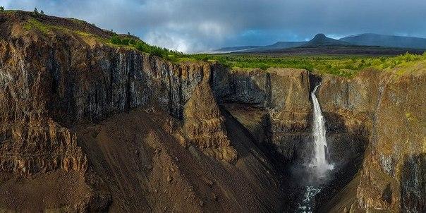 Самый большой водопад в России. Самый большой водопад в России 5